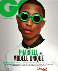 AUTH Chanel X Pharrell Sunglasses Green