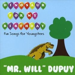Dinosaur For My Birthday Music $7.43
