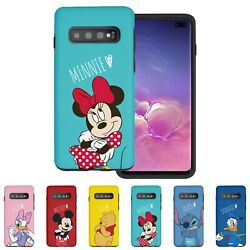 Disney Lovely Bumper Cover For Galaxy S21 S20 S10 Plus Note20 Ultra Note10 Case