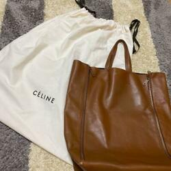Celine Cavas Bag Brown With designated Bag