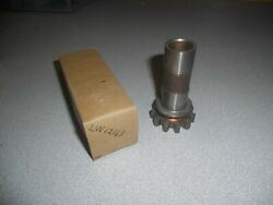 Lycoming Gear New Old Stock P/n Lw12168