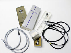 Storz Germany Obturator And Seath Arthroscope 2 Light Source Cables And Intelijet