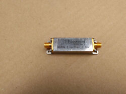 214 Picosecond Pulse Labs 5915 - 8.0ghz Low-pass Risetime Filter