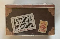 Vintage Hasbro Antiques Roadshow Game / K-b Toys / Nos In Box / Boredom Buster