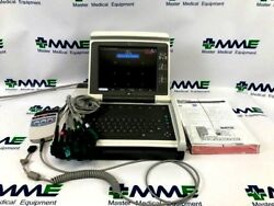 Ge Mac 5500 Hd Color Ecg With Hd Cam-14, Biomed Tested, Warranty, Wifi
