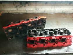 Gm Big Block Chevy Large Oval Port Heads 3872702 1966 396 325hp 360hp 427/390hp