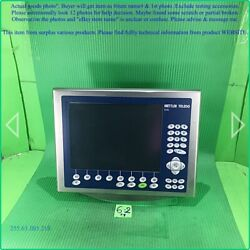 Mettler Toledo Id30 Weighing Panel As Photo Sn2046 Tested Dhltous.
