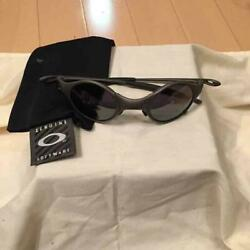 AUTH Oakley Mars Sunglasses Black With Bag