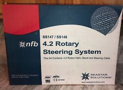 Teleflex No-feedback Steering System 12and039 Ss14712-rare-brand New-ships N 24 Hrs