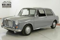 1964 MG SPORT SEDAN RARE MODEL NEW PAINT RESTORED NEW INTERIOR CALL 1-877-422-2940! FINANCING! WORLD WIDE SHIPPING. CONSIGNMENT. TRADES. FORD