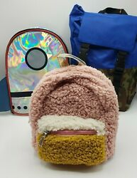 Kids Backpacks By Cat amp; Jack Boys Or Girls 3 To Choose From New With Tags $5.99