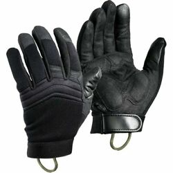 New Camelbak Impact Ct Tactical Duty Gloves Black Size Large Mpct05