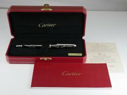 Louis Roman Numerals Limited Edition Ballpoint Pen Rare Free Shipping