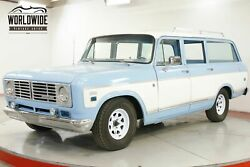 1973 INTERNATIONAL TRAVELALL 350 V8 AUTO CUSTOM PAINT ROOF RACK PB CALL 1-877-422-2940! FINANCING! WORLD WIDE SHIPPING. CONSIGNMENT. TRADES. FORD