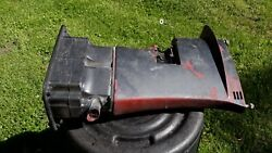 Mercury Force Part Exhaust Housing Mid Section Leg 40 Hp 1999 Outboard Motor