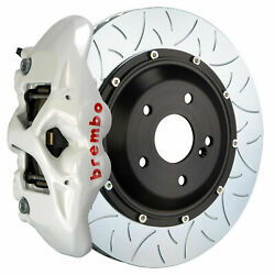 Brembo Gt Bbk For 2019 M2 Competition F87   Rear 4pot White 2s3.9014a6