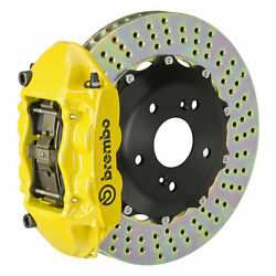 Brembo Gt Bbk For 16-19 Miata Mx-5 Nd | Front 4pot Yellow 1p1.6001a5