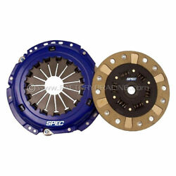 Spec Stage 2+ Single Disc Clutch Kit For 92-93 Jeep Cherokee 4.0l Sj373h