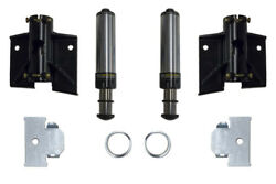 Icon Suspension Rear Hydraulic Air Bumpstop System For 2008-2017 Toyota Tacoma