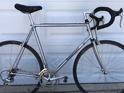 Schwinn Paramount 58cm Made By Waterford In 1983, Factory Chrome Under Paint 23