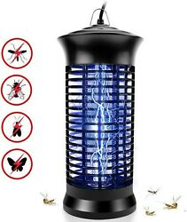 Electric Bug Zapper Mosquito Flying Bugs Lamp Fly Insect Killer Indoor Bug Trap