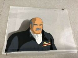 Space Battleship Yamato Heikuro Todo Anime Production Cel Picture From Jp M829