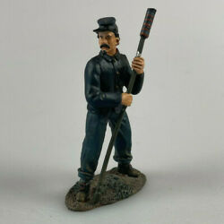 The Old Northwest Trading Co American Civil War Soldier Cannon Sponge 130 Scale