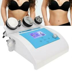 4in1 Spa Body Slimming Massager Vacuum Weight Loss Anti Cellulite Fat Burner