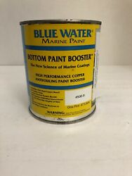 Blue Water Marine Bottom Paint 4500-b Booster Slime Control Additive Pint-ship24