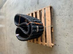 Single Summit Used 16 Rubber Track - Fits Bobcat, Cat, Mustang - 400x86x49
