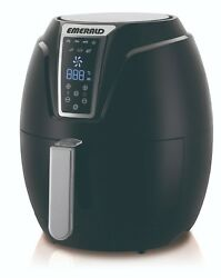 Air Fryer With Digital Led Touch Display 1400 Watts - 3.2l Capacity 1802b