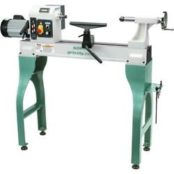 Grizzly G0838 220v 16 Inch X 24 Inch Variable-speed Wood Lathe
