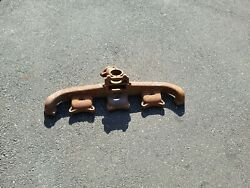 1932 Chrysler Cp 8 Cylinder New Old Stock Nos Exhaust Manifold Straight Eight 32