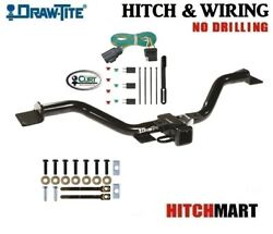 Class 3 Trailer Hitch And Tow Wiring Kit For 13-17 Traverse Enclave 13-16 Acadia
