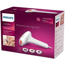 Philips Lumea Advanced Ipl Hair Removal Device For Face Body And Bikini Sc1999/00