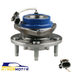 New Front Wheel Hub Bearing Assy For Buick Chevy Cadillac 5 Lug W/abs 513121