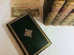 William Quarrier The Orphan Homes Of Scotland, 6 Volumes 1872-1938 Full Leather
