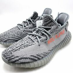 Adidas Yeezy Boost 350 V2 Beluga Ah2203 100 Authentic Menand039s Size 4-13