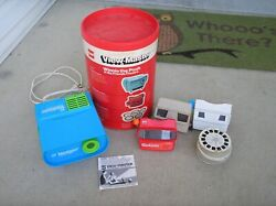 Vintage Gaf View-master Winnie The Pooh And His Friends Theatre Disney Donald Duck