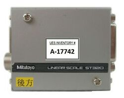 Mitutoyo 09aaa790 Linear Scale St320 Nikon Kbb25350 Nsr System Working Spare