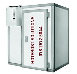 Complete Walk In Freezer Room With Free Delivery And Warranty Andpound2199+vat