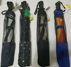 Raines by Totes NeverWet Umbrella 55 inch Auto Open Assorted Colors $23.40