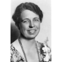 Eleanor Roosevelt - Signed 1926 Democratic State Committee Letter - Psa