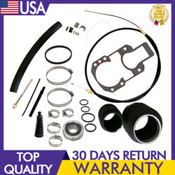 For Mercruiser Alpha 1 One Gen Ii 2 Transom Service Gimbal Shift Cable Bellows