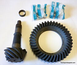 Nos Gm 8.5 Differential 3.73 Ring And Pinion Set Trans Am Camaro 1259441