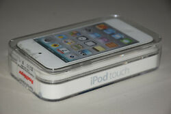 Genuine Apple Ipod Touch 4th Generation White 64 Gb Md059ll/a Aac Mp3 Player Na