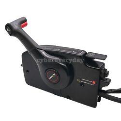 Mercury Outboard Engine Side Mount Remote Control Box With 8pin Motor Steering