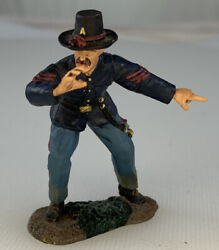 The Old Northwest Trading Co. American Civil War Toy Soldier Pointing 130 Scale