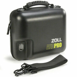 Zoll Aed Pro Molded Vinyl Carry Case W/ Spare Battery Compartment - 8000-0832-01