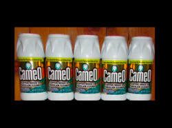 ❤️5 Pk Cameo Copper Brass And Porcelain Cleaner 10 Oz Ea.